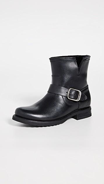 フライ Veronica Shearling Booties レディース