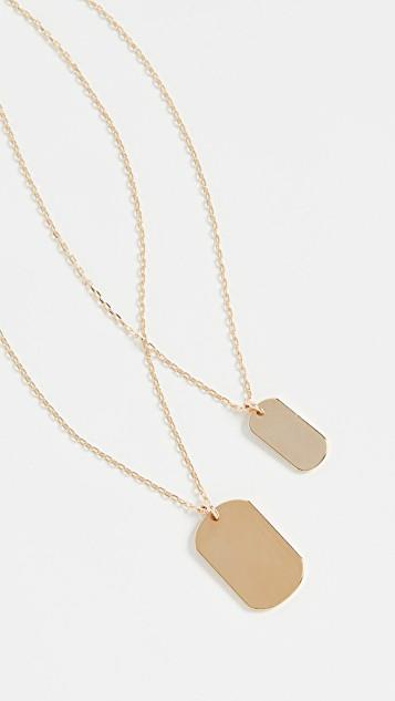 On the Double Necklace レディース