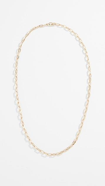 14k Classic Link Necklace レディース