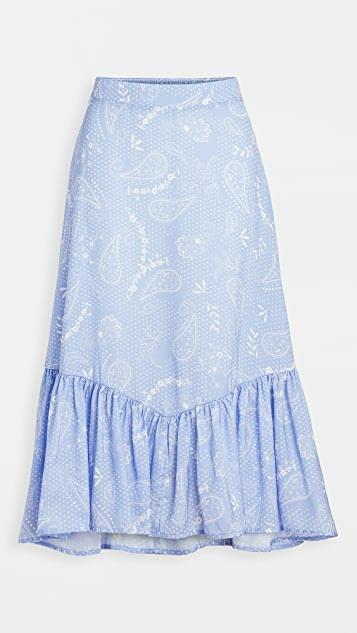 Mermaid Skirt レディース