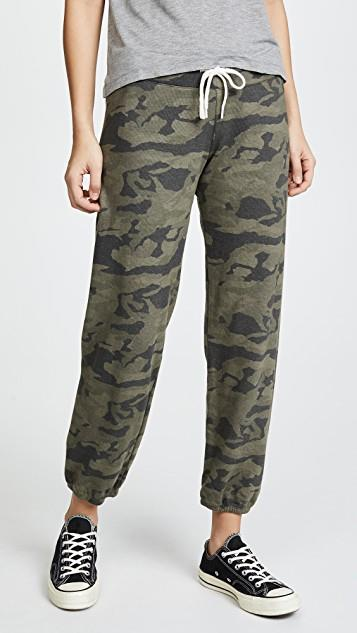 Camo Sweatpants レディース