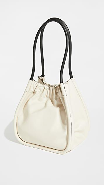Large Ruched Tote レディース