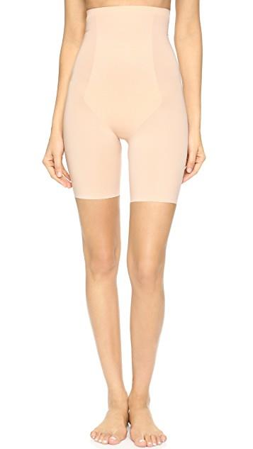Thinstincts High Waisted Mid-Thigh Shorts レディース