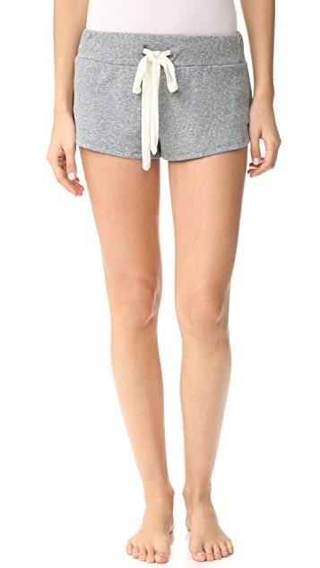 Heather PJ Shorts レディース