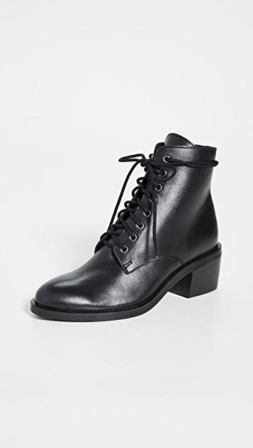 Gamin Lace Up Boots レディース