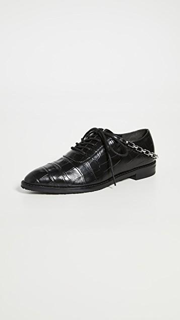 Stella Chain Oxfords レディース