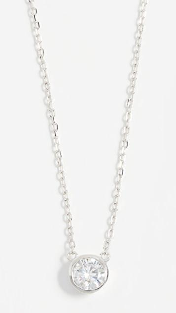 Solitaire Necklace レディース
