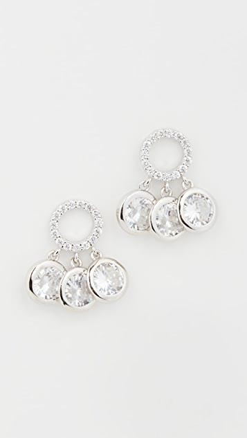 Les Glacons Earrings レディース