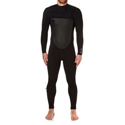 オニール ウェットスーツ O'riginal 4/3mm 2018 Chest Zip Wetsuit Black/ Black