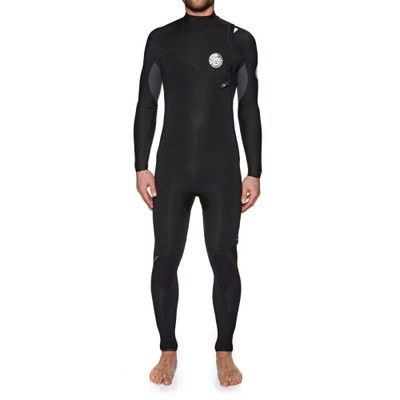 リップカール ウェットスーツ Rip Curl Flashbomb 3/2mm Zipperless Wetsuit Black