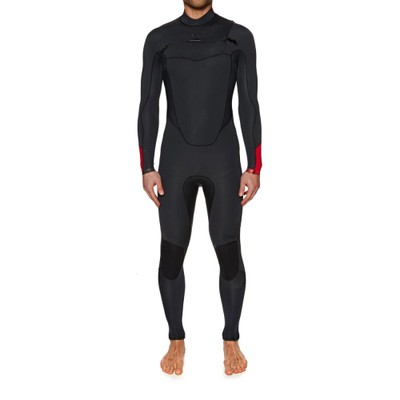 ビラボン ウェットスーツ Billabong 3/2mm 2018 Absolute Chest Zip Wetsuit Asphalt