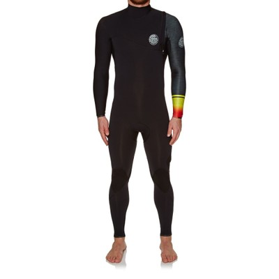 リップカール ウェットスーツ Rip Curl E Bomb 2mm Zipperless Wetsuit Orange