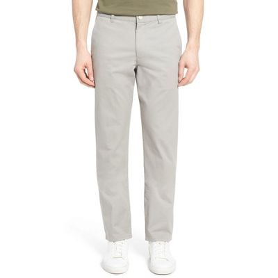 ボノボス チノパン Straight Leg Stretch Chinos Grey Dogs