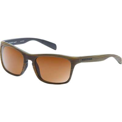 ネイティブ メガネ・サングラス Native Penrose Polarized Sunglasses Wood / Black / Brown Polarized
