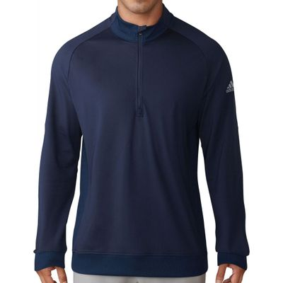 アディダス その他トップス Classic Club Quarter-Zip Golf Pullover Collegiate Navy