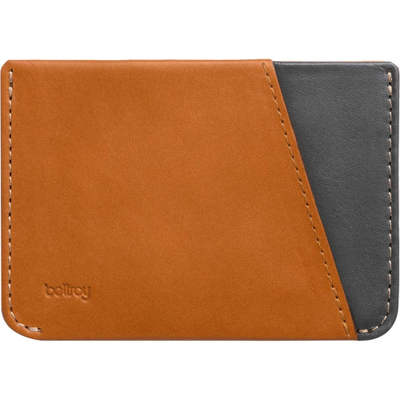 ベルロイ 財布 Micro Sleeve Wallets Caramel