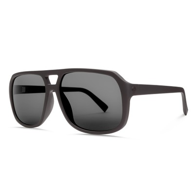 エレクトリック メガネ・サングラス Dude Sunglasses Matte Black/ Ohm Polarized Grey Lens