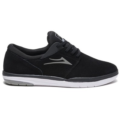 ラカイ スニーカー Fremont Skate Shoes Black Suede