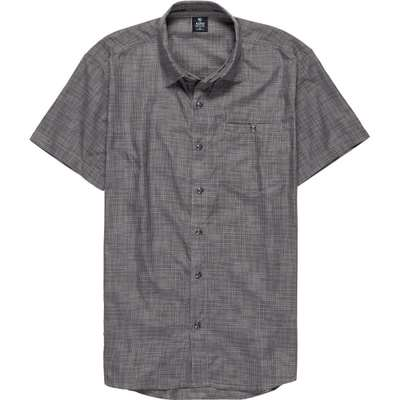 キュール 半袖シャツ Krossfire Short - Sleeve Button - Down Shirts Iron