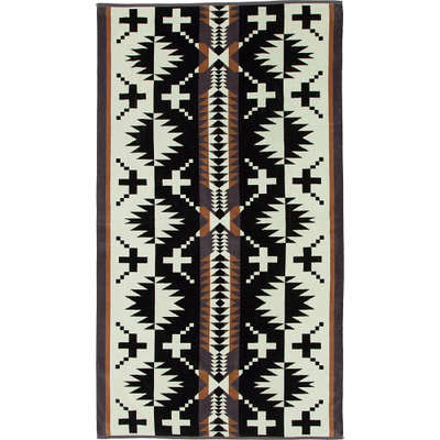 ペンドルトン Pendleton タオル Oversized Jacquard Towel Spider Rock
