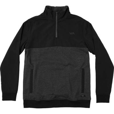 ルーカ フリース Top Off Fleece Pullovers Black