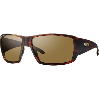 スミス スポーツサングラス Guide's Choice ChromaPop+ Sunglasses - Polarized Matte Havana/Brown