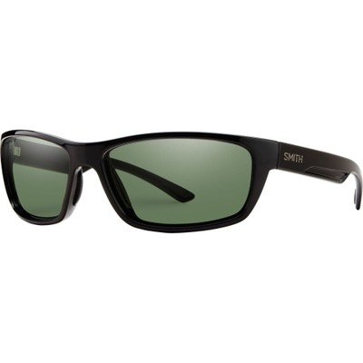 スミス メガネ・サングラス Ridgewell ChromaPop+ Sunglasses - Polarized Black/Polarized Gray Green