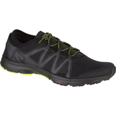サロモン Salomon ウォーターシューズ Crossamphibian Swift Water Shoe Black/Phantom/Sulphur Spring