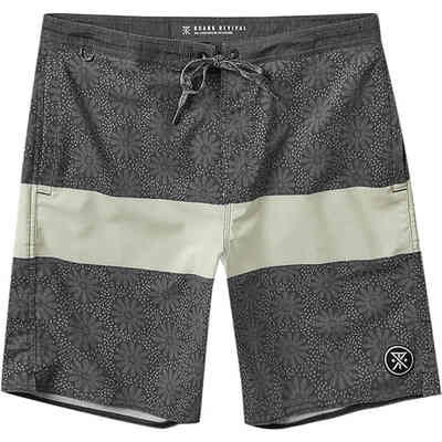 ロアークリバイバル 海パン Chiller Sharron's Hotspot Board Shorts Black