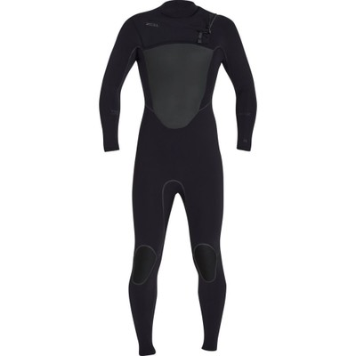 エクセルハワイ ウェットスーツ Hawaii Drylock X 3/2mm Full Wetsuits Black/Black Logos