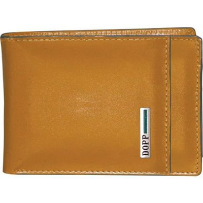 ドップ カードケース・名刺入れ RFID Beta Collection Front Pocket Slimfold Gold