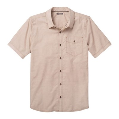 トードアンドコー 半袖シャツ Airbrush Levee Short Sleeve Shirt Honey Brown