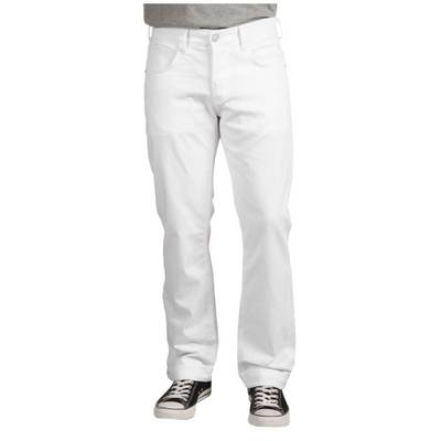 ハドソン ジーンズ・デニム Byron 5-Pocket Straight Leg in White White