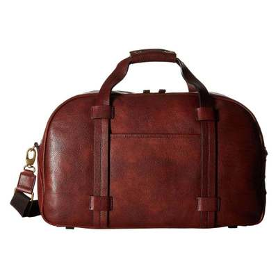 c8722782217d ボスカ ボストンバッグ・ダッフルバッグ Washed Leather Collection - Duffel Brown