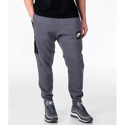 ナイキ ジョガーパンツ Nike Sportswear Air Fleece Jogger Pants Dark Grey