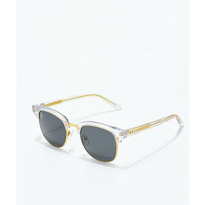 ブレンダーズ アイウェア メガネ・サングラス Blenders Cardiff Modern Architect Polarized Sunglasses White