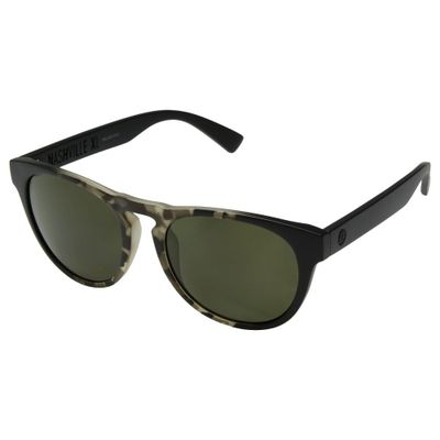 エレクトリック メガネ・サングラス Nashville XL Polarized Burnt Tort/Ohm Polar Grey