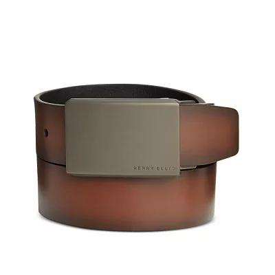 ペリー エリス Perry Ellis ベルト Portfolio Leather Matte at Me Reversible Belt Matte At M