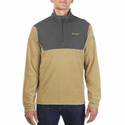 ムースジョー Moosejaw フリース Mack Ave 1/4 Zip Fleece Smoke / Antique Bronze