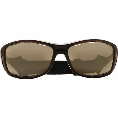 マウイジム Maui Jim スポーツサングラス Waterman Polarized Sunglasses Matte Rootbeer / HCL Bronze