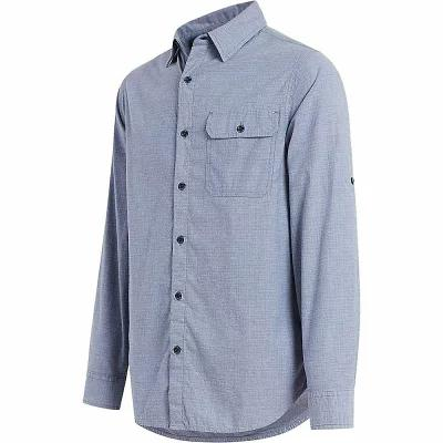 ウールリッチ Woolrich その他トップス Rich Midway Convertible Sleeve Alpine Blue