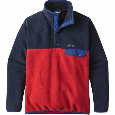 パタゴニア Patagonia フリース Lightweight Synchilla Snap-T Fleece Pullover Classic Red