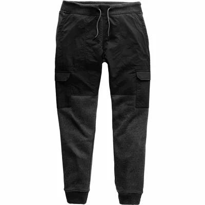 ザ ノースフェイス The North Face カーゴパンツ Alphabet City Fleece Cargo Pants Tnf Dk Gry Hthr/Tnf Black