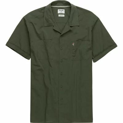 ハーレー Hurley 半袖シャツ Paradise Short - Sleeve Shirts Twilight Marsh
