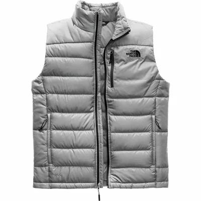 ザ ノースフェイス The North Face ベスト・ジレ Aconcagua Down Vests Mid Grey