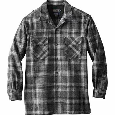 ペンドルトン Pendleton シャツ Board Shirts Black/Grey Mix Plaid