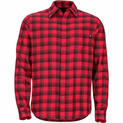 マーモット Marmot シャツ Bodega Lightweight Flannel Shirts Fire
