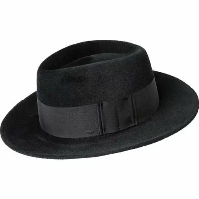 ベーリー オブ ハリウッド Bailey of Hollywood ハット Newsten Fedora 47012 Black