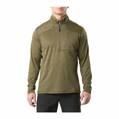 5.11 タクティカル 5.11 Tactical フリース Recon Half Zip Fleece Tundra
