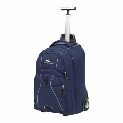 ハイシエラ High Sierra パソコンバッグ Freewheel Wheeled Laptop Backpack True Navy